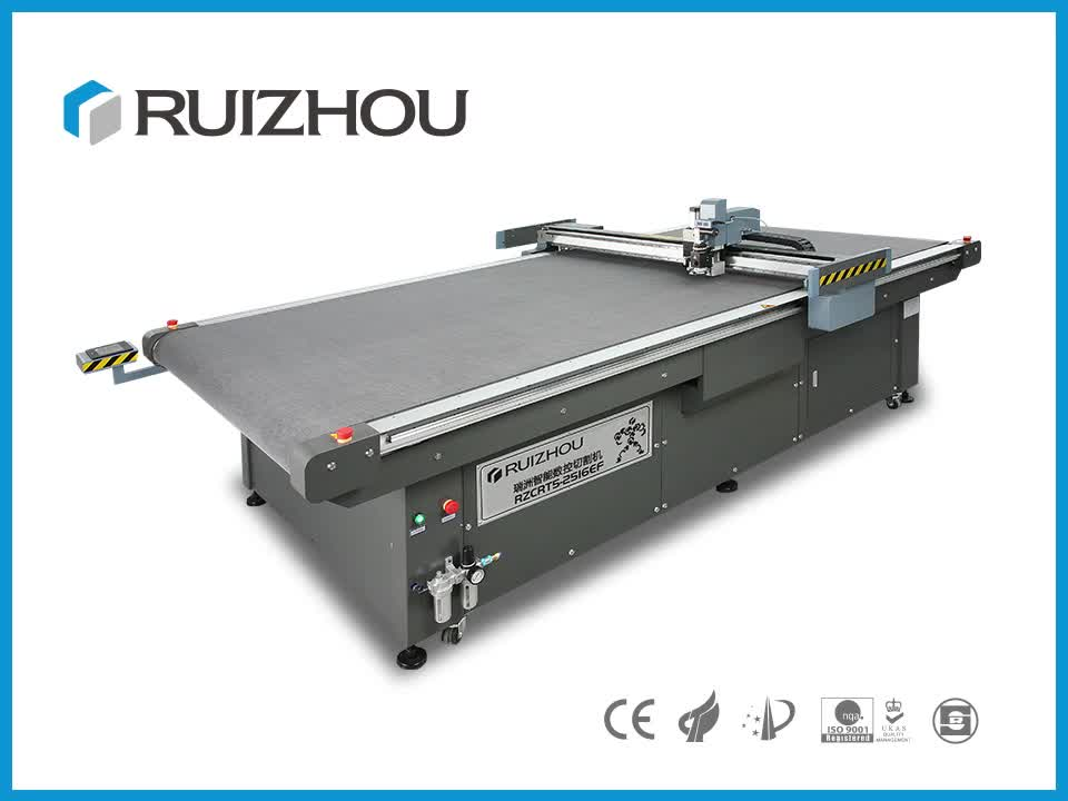 automatic cutting machine for fabric