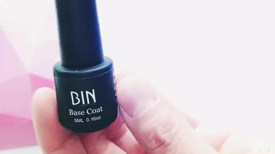 BIN temped glass no-wipe top coat