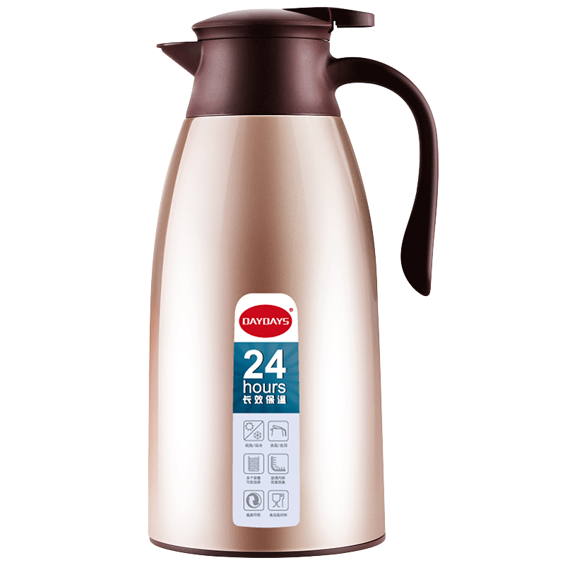 1.3L大容量家用保温热水壶暖瓶