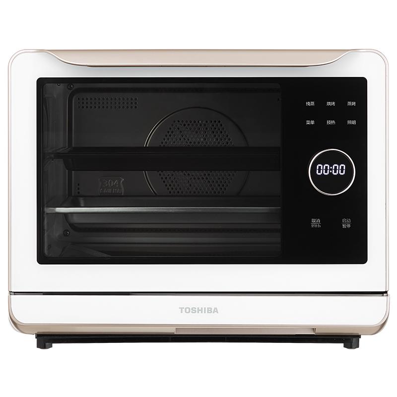 东芝te7200家用电烤箱多功能蒸烤箱质量好不好