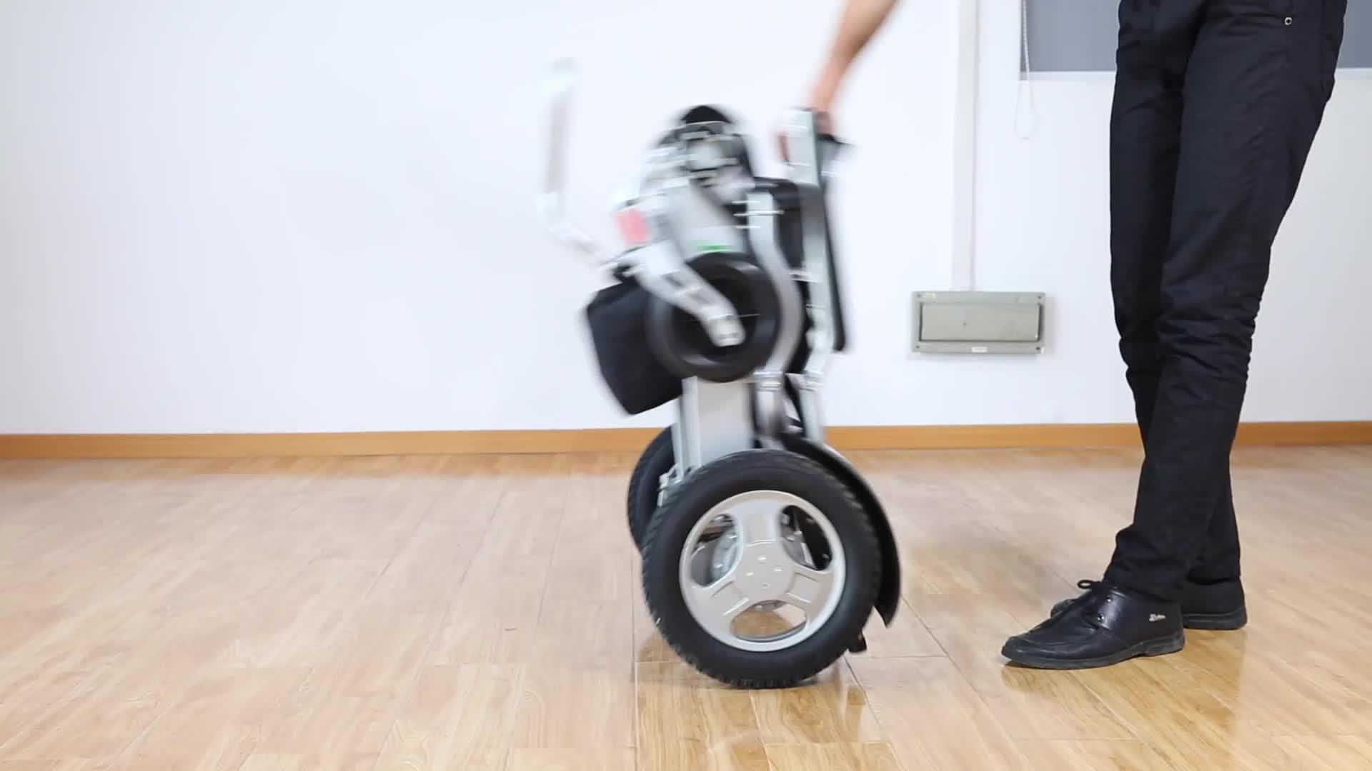 Vente chaude léger électrique alimenté fauteuil roulant pour les personnes handicapées