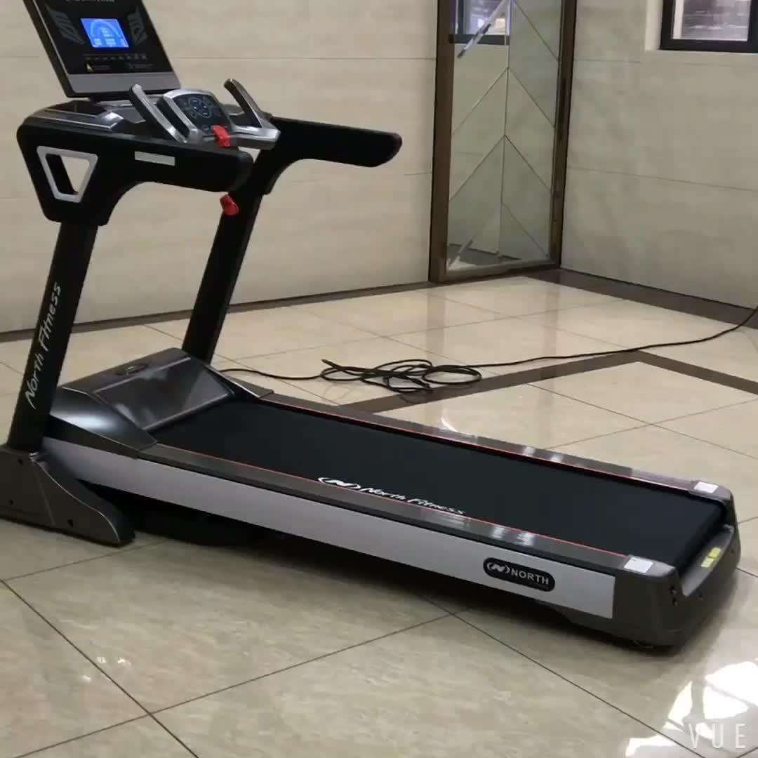 Treadmill Belt Moving Slow: Lijiujia Power Fit Easy Moving Commercial Auto Oil System