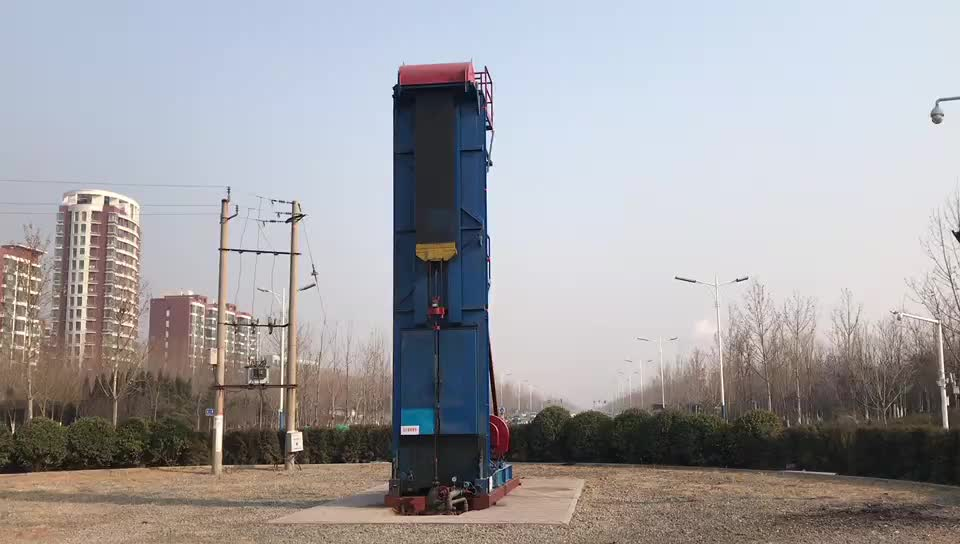 API Long-stroke sucker-rod Belt driven pumping units for oil and gas production