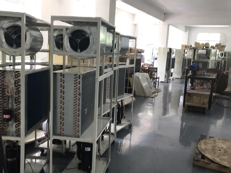 מסיר לחות תעשייתית גבוהה דיוק Refrigerative מסיר לחות 240L/D