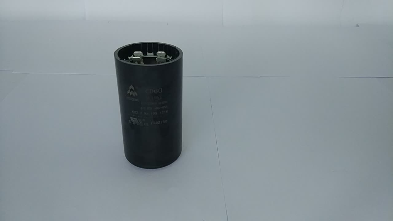 Ac Motor Start Capacitor Buy Cd60a Electrolytic Motor