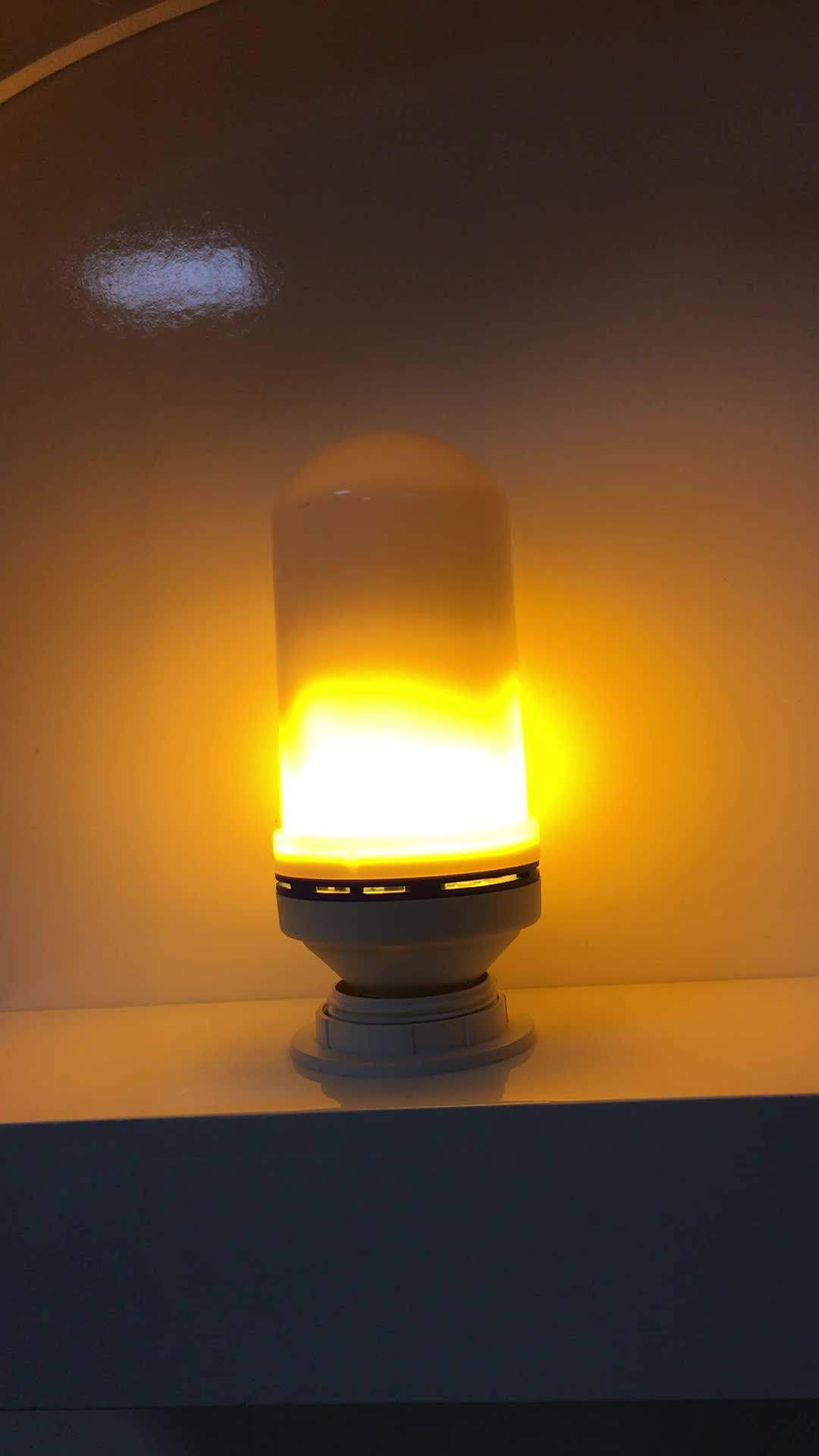 Fire Flickering Torch Led Flame Effect Bulb Led Flaming