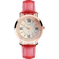 女士防水ins风韩版简约气质手表质量如何