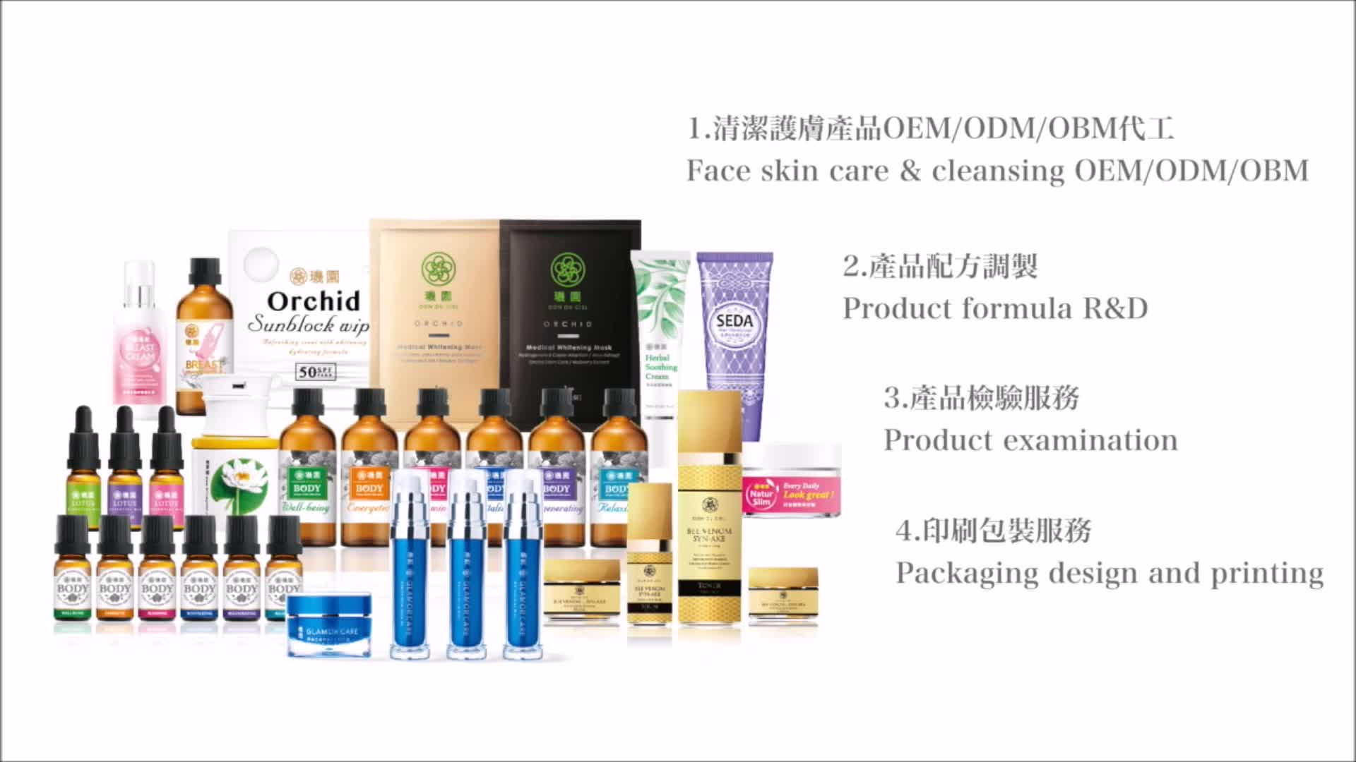 Ensemble de soins de la peau cosmétiques de marque privée pour la peau sombre et naturel à base de plantes bio visage kit de blanchiment de la peau oem odm