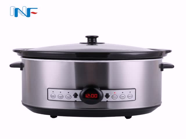 Biggest on Sale This Week Warm Temperature Crock-pot 7-quart Top10 Best Latest Auto Function Top Rated Programmable Slow Cookers