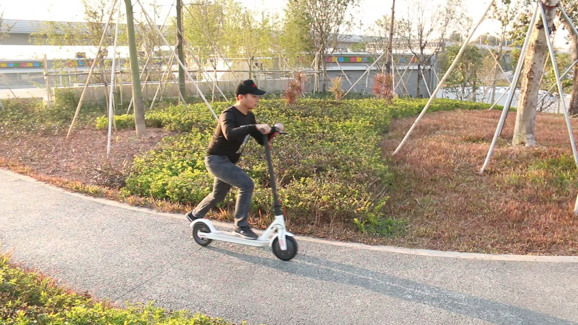 Wholesale good quality best cheaper price neutral xiaomi mijia M365 electric scooter with spare tyres