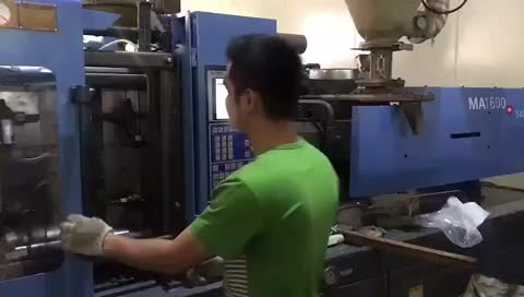 haitain Used injection molding machine for sale