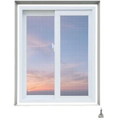 防蚊纱窗纱网自装型家用磁铁魔术贴自粘式窗户简易网纱隐形沙窗帘