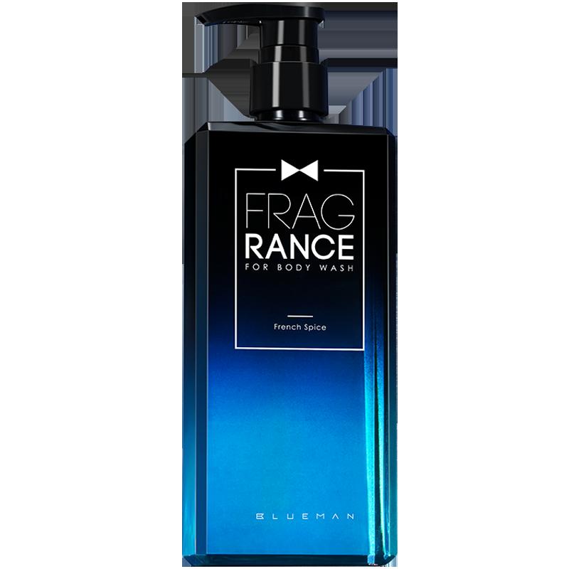 尊蓝沐浴露男士专用全身去油持久留香海洋香水香氛香体清爽沐浴液