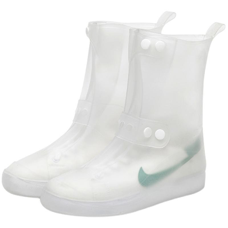 防水鞋套防水雨天防滑耐磨加厚雨靴评价如何