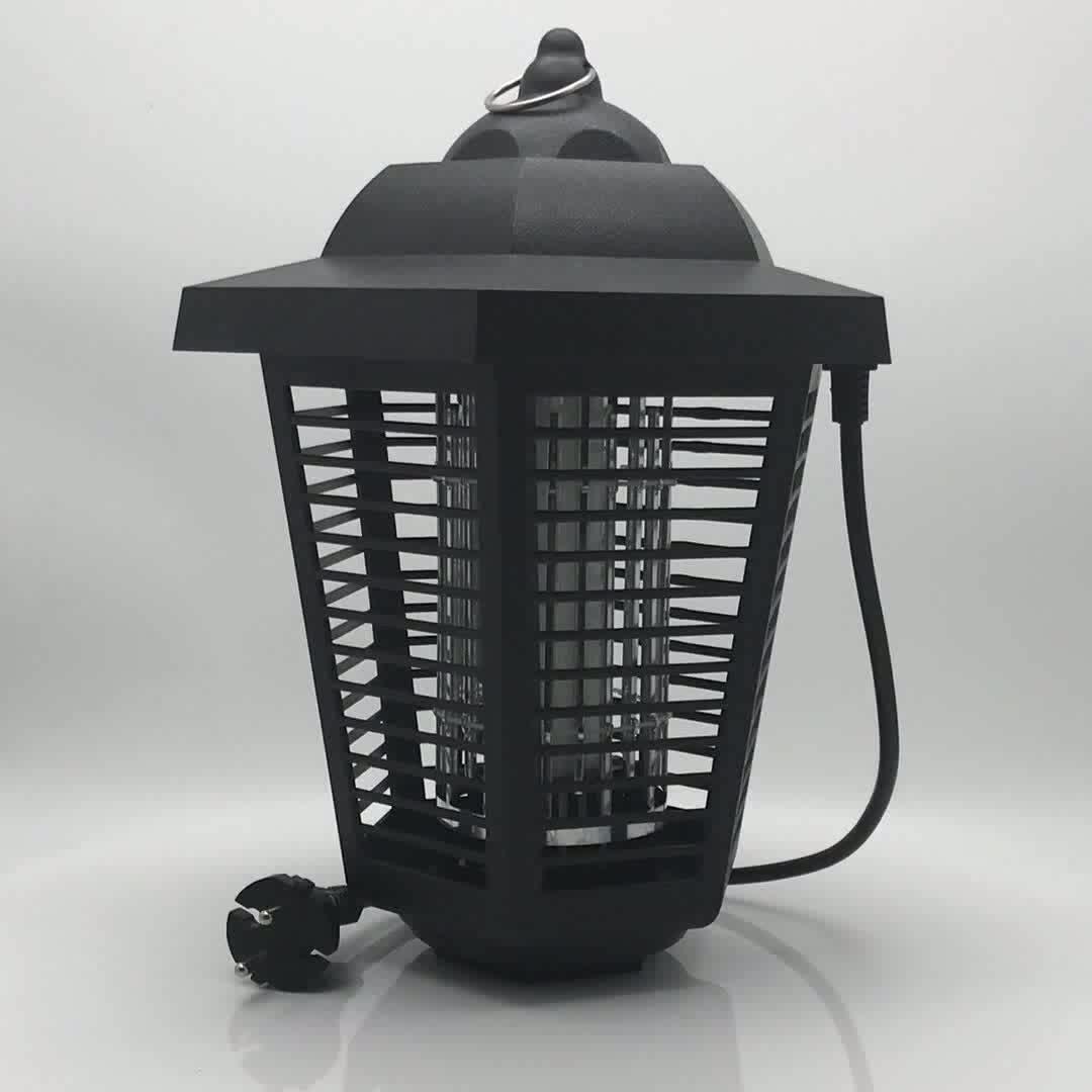 Amazon トップ販売 2019 防水 IP24 屋外蚊昆虫キラーランプバグザッパー