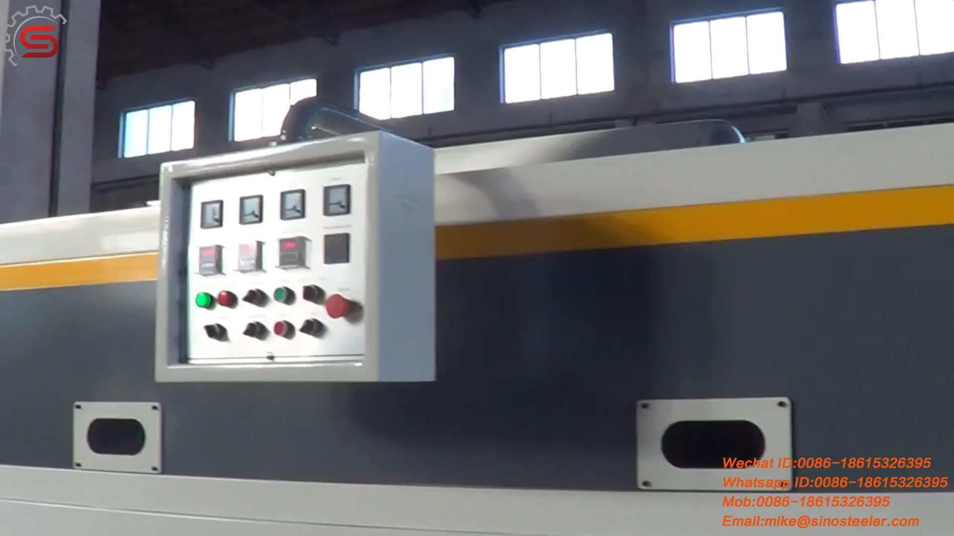 Gemakkelijk om membraan vacuüm persmachine WVP2300A-1Z multiplex lamineermachine voor koop