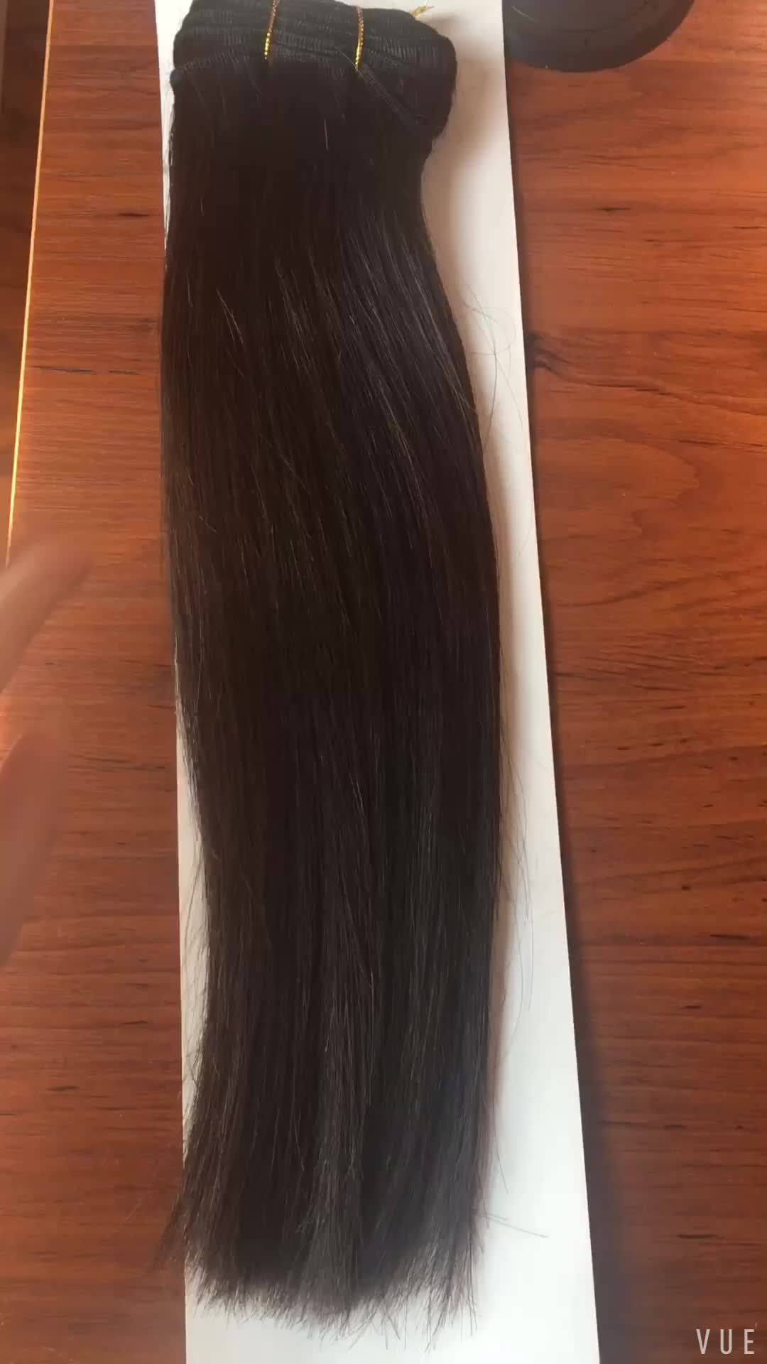 Wholesale 6a 100 Virgin Remy Indian Relaxed Texture Hair Extensions