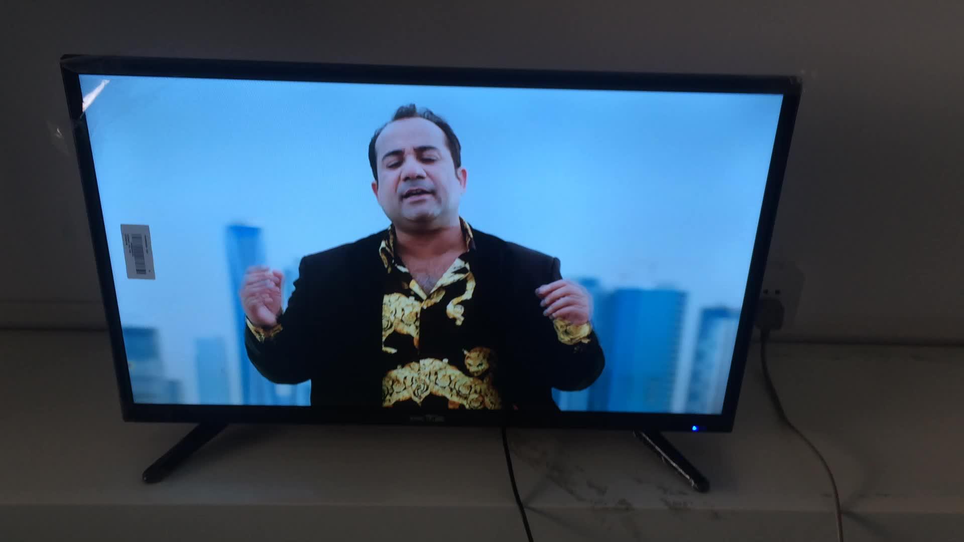 "Cina Prezzo All'ingrosso Full HD TV LCD 32 ""pollici Digital LED TV con DVB-T/DVB-T2 TV Tuner"
