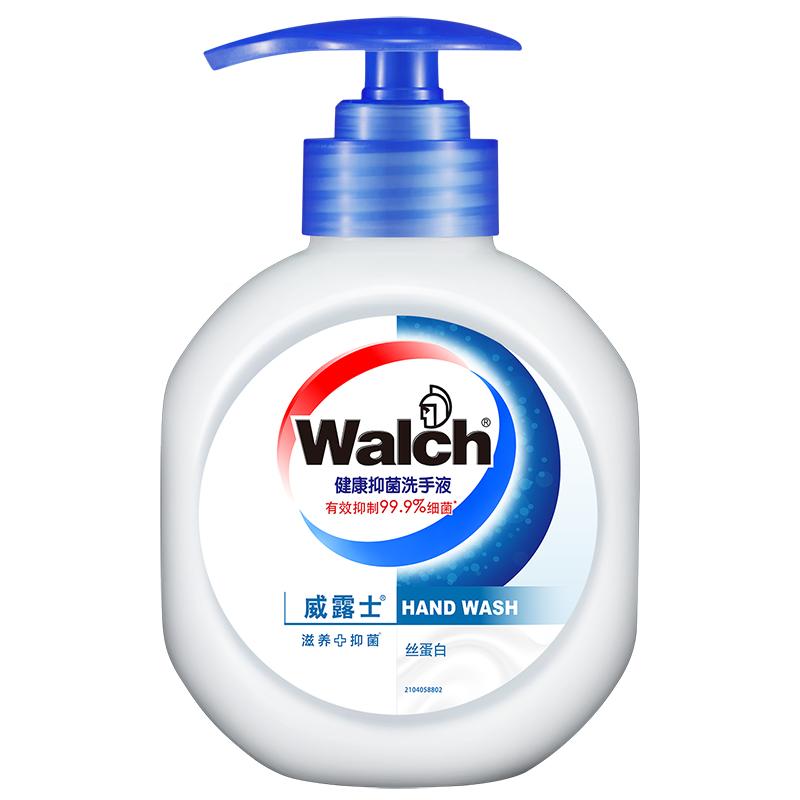 威露士洗手液丝蛋白525ml宝宝成人评价好不好