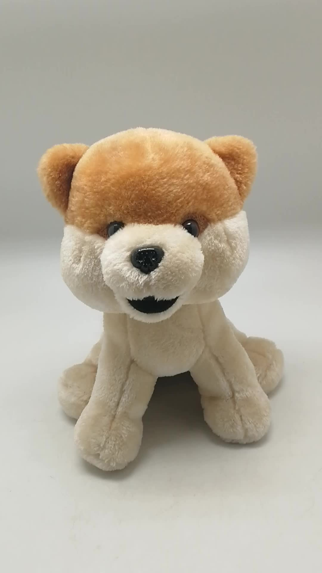 Classics Cute Stuffed Animal Plush Boo Dog