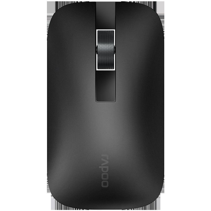 雷柏M550 蓝牙鼠标 无线三模4.0多设备 笔记本游戏办公超薄苹果MACBOOK WIN10智能省电鼠标