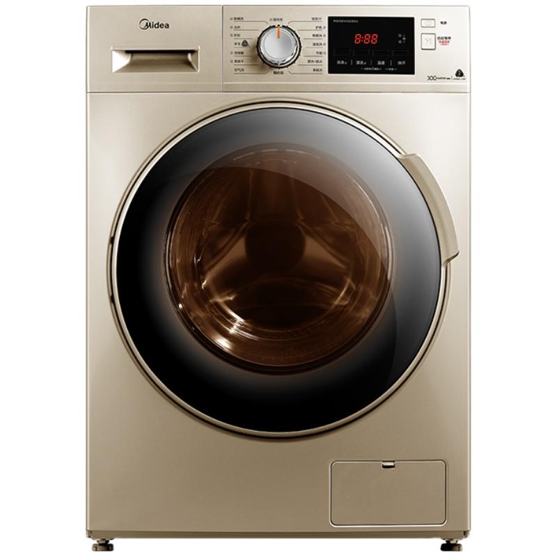 美的全自动家用洗一体机kg洗衣机质量好不好