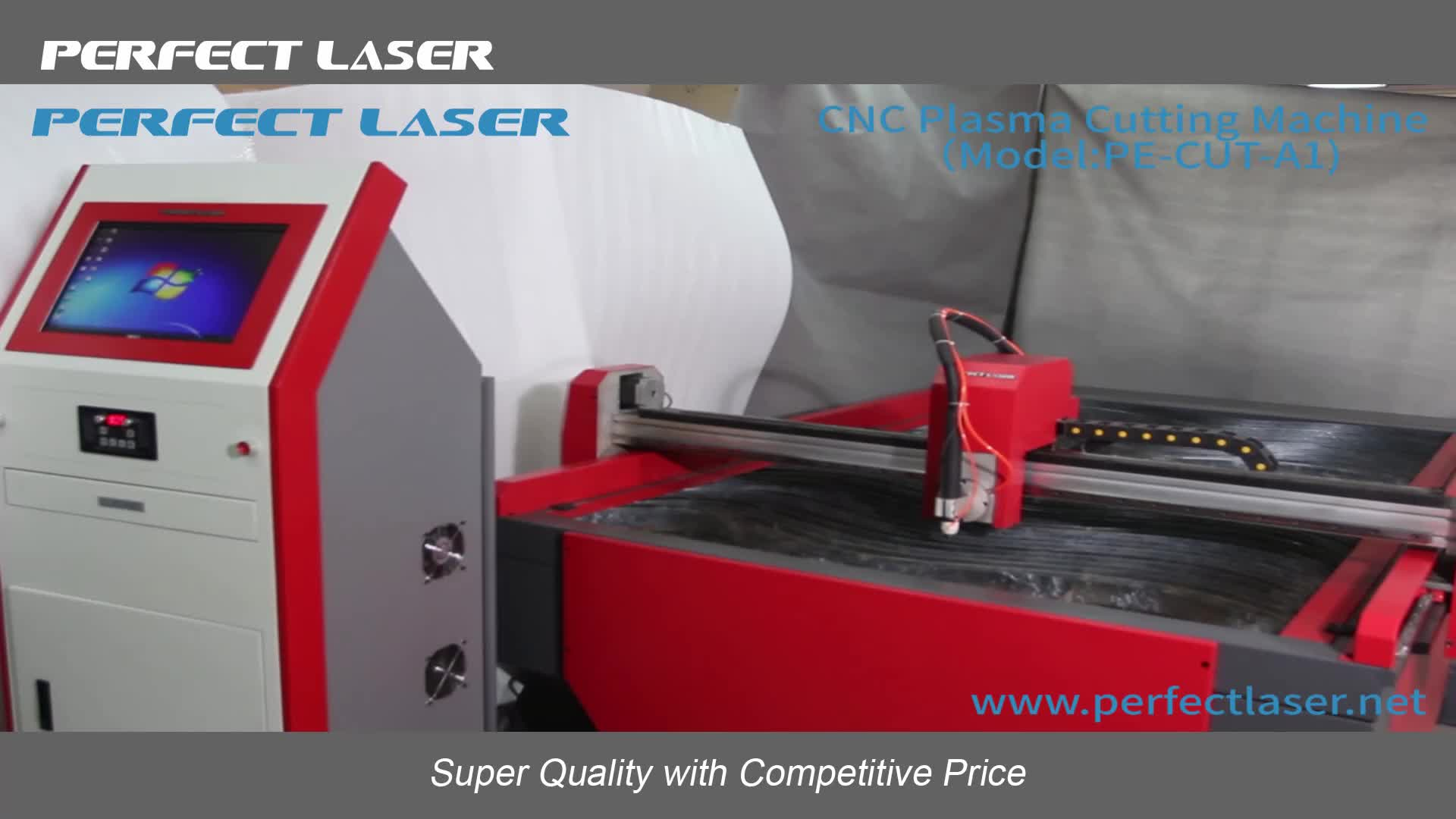 Perfect laser control cabinet steel pipe cutting machine Plasma cutter