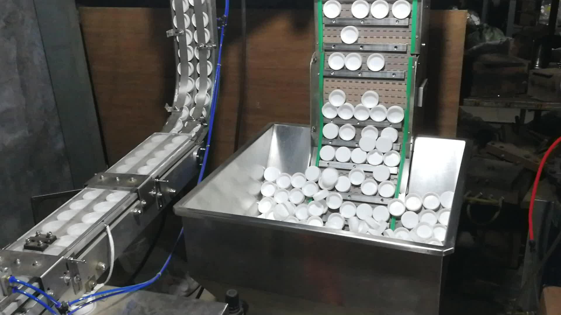 500ml 1000ml HDPE-Chemie weiße Plastikflasche
