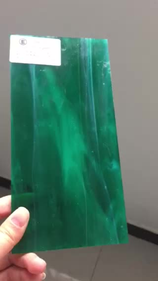 3mm Thick Colored Cathedral Glass Sheets - Buy Cathedral Glass ...