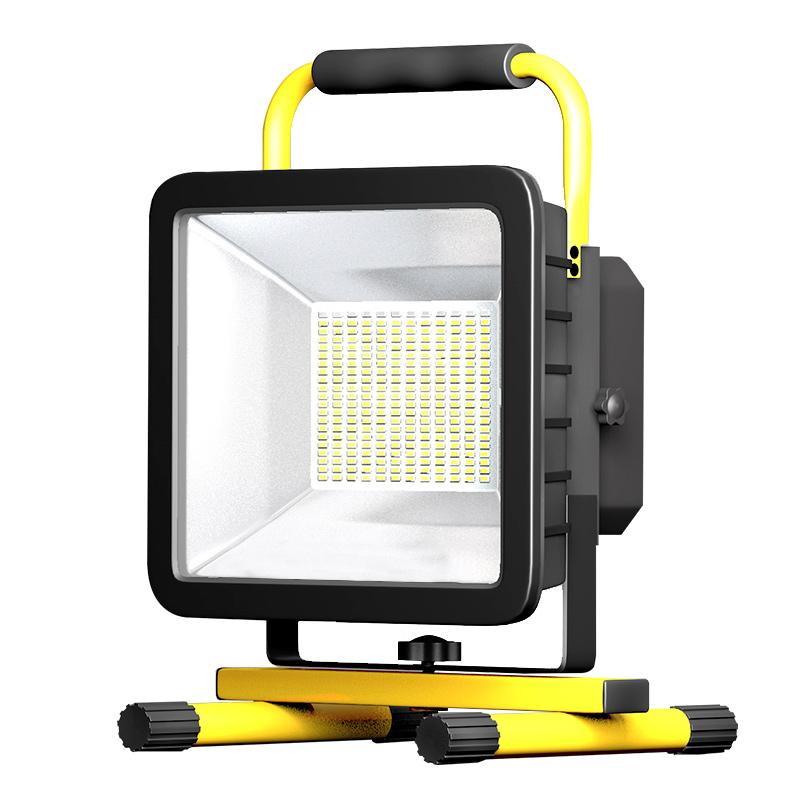 太阳能充电灯防水投光灯便携射灯评价好不好