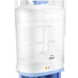 飞利浦新安怡奶瓶电热蒸汽消毒锅