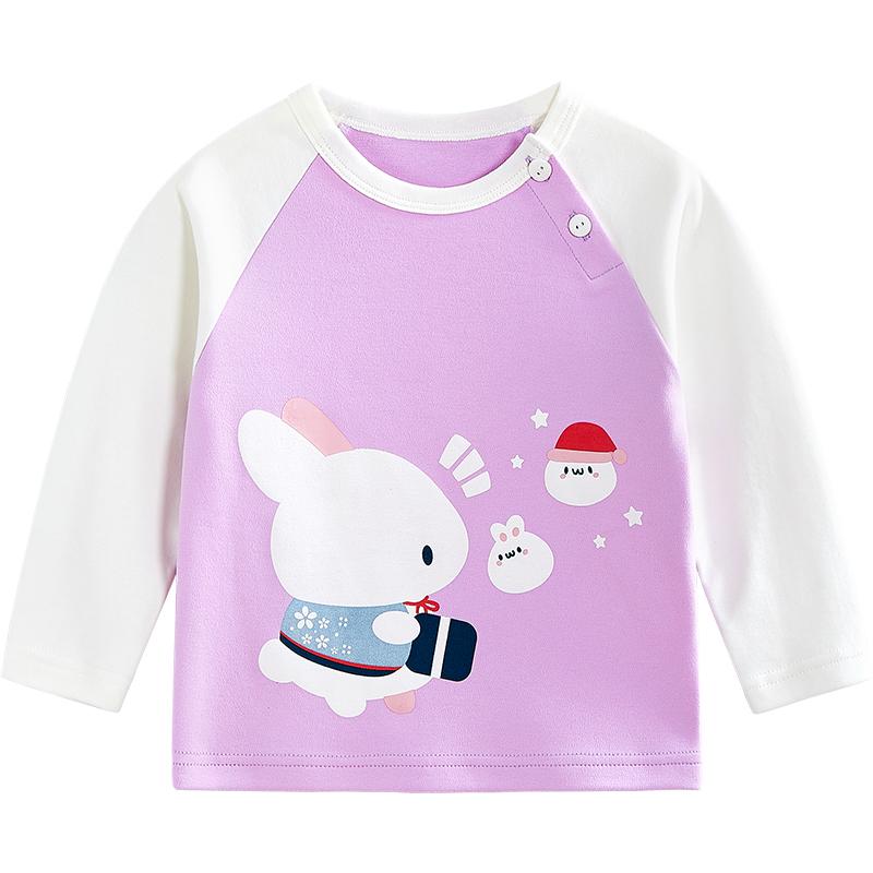 长袖t恤纯棉宝宝儿童薄款打底衫质量如何
