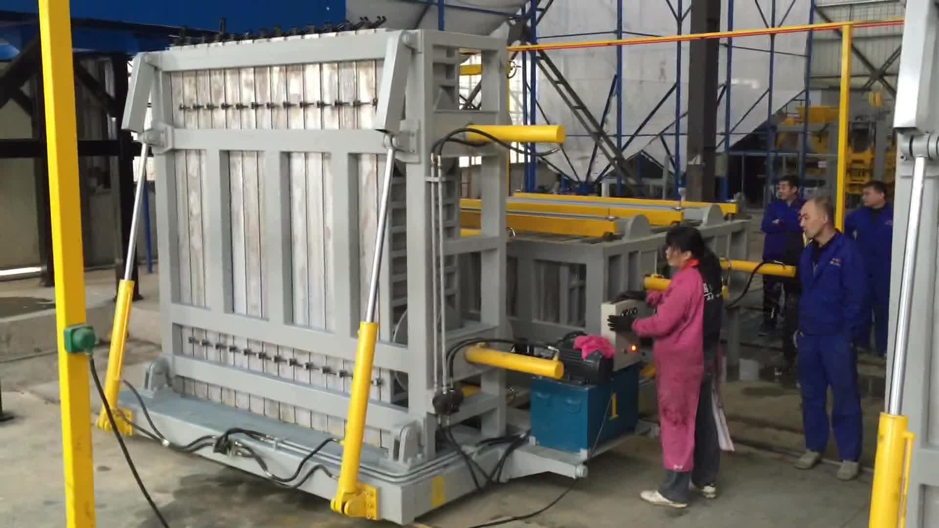Fiber cement eps board sandwich wall panel making machine