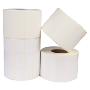白色pvc pet合成纸不干胶标签纸