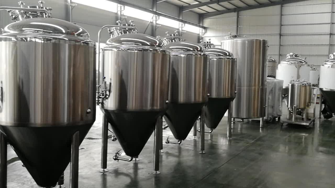 50 Gallon-Plus Models Beer Fermenter