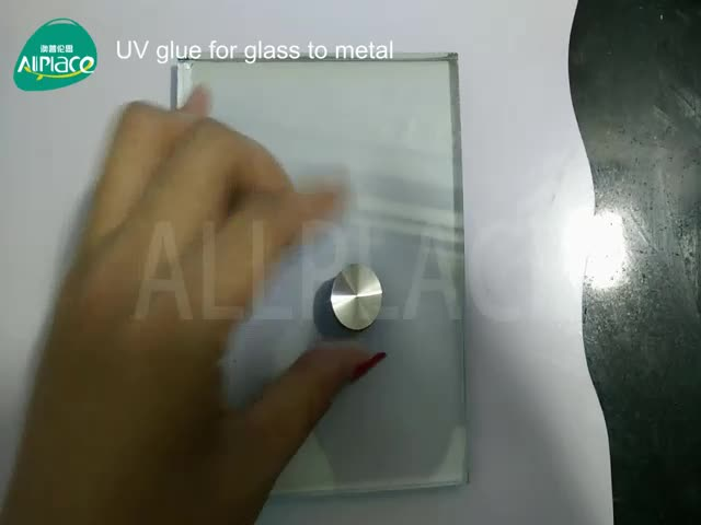 UV Glue for Glass to Metal High Viscosity from China Factory