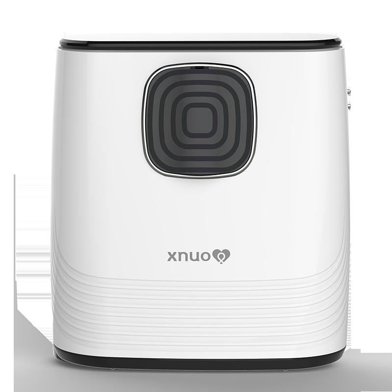 美國心諾xnuo醫用級制氧機帶霧化氧氣機老人家用便攜式孕婦吸氧機