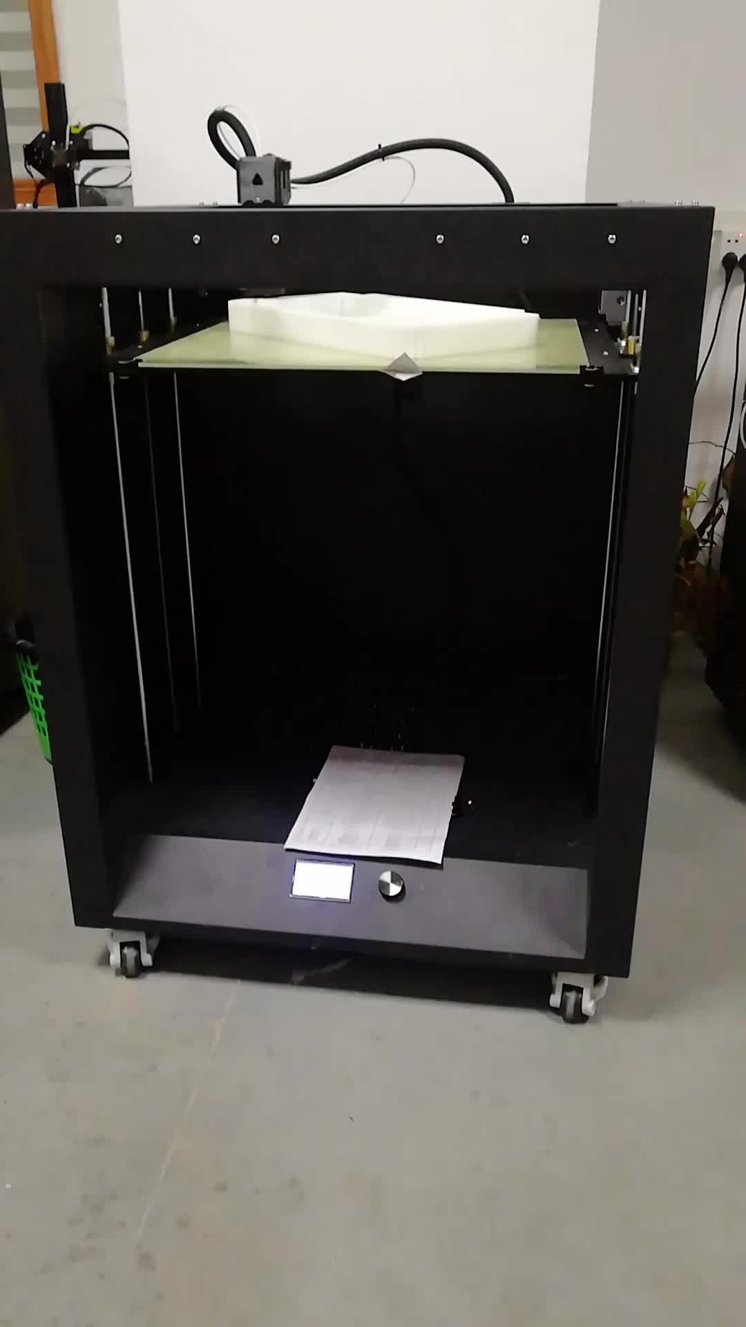 CREALITY 3D CR-5060 Large Print Size 500*500*600mm Industrial 3d Printer High Precision Full Metal Assembled With Filament