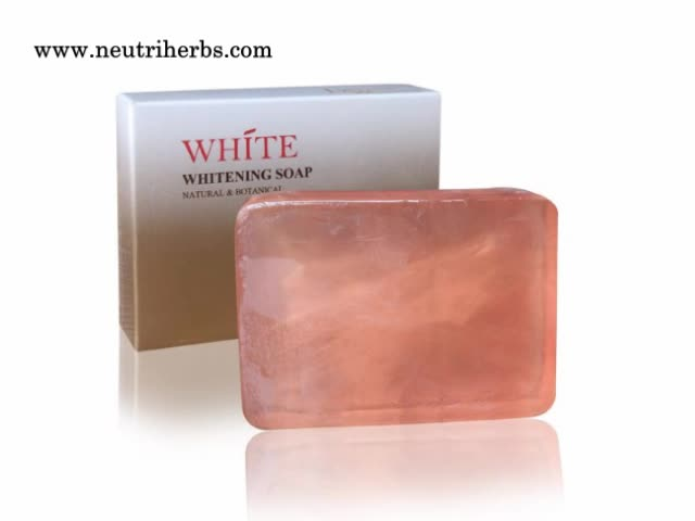 Private Label Cosmetics Herbal Beauty Products Natural Best Skin Glutathione Whitening Soap For Skin Care