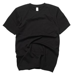 270g日本品质口袋纯棉纯色打底衫
