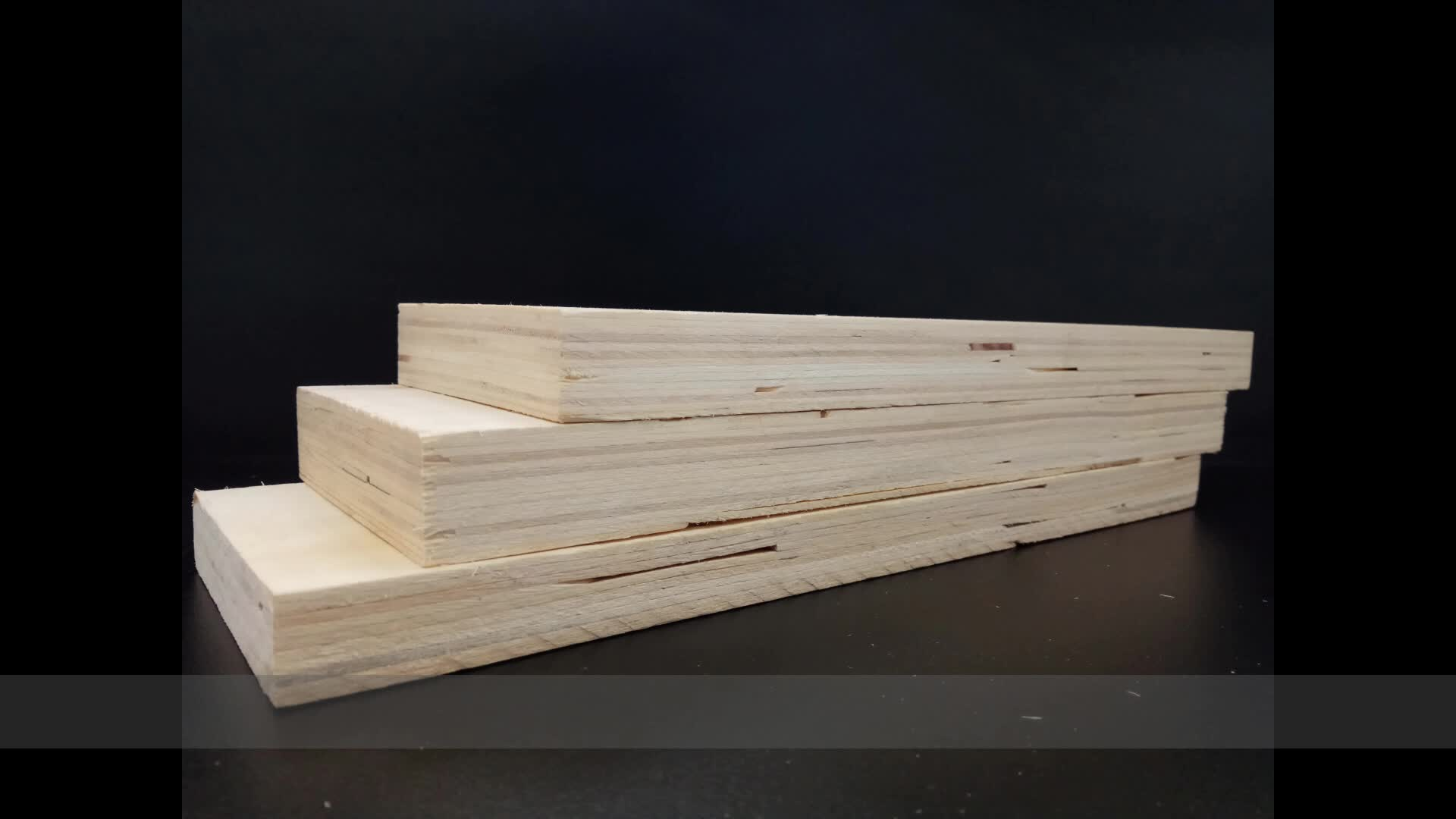 Lowest price wooden pallet elements poplar lvl plywood timber
