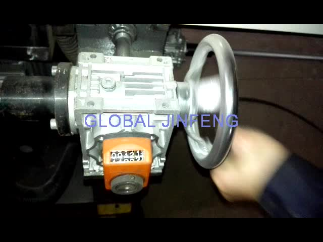 Glass Factory 9 Motors Glass Edger / Glass Edging Machine with CE certificate JFE-9243