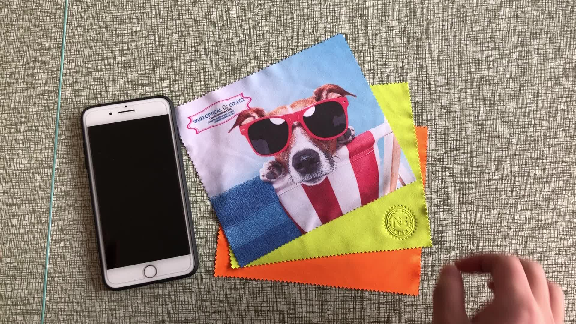 Microfiber Cleaning Cloths For Cell Phones, Laptops, Tablets, Glasses