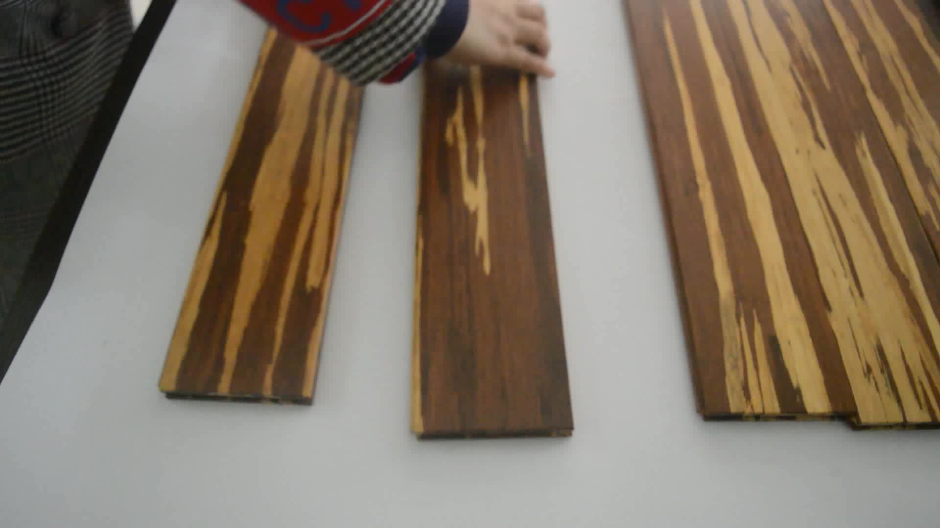 Tiger Ce Certificate Strand Woven Bamboo Flooring Buy