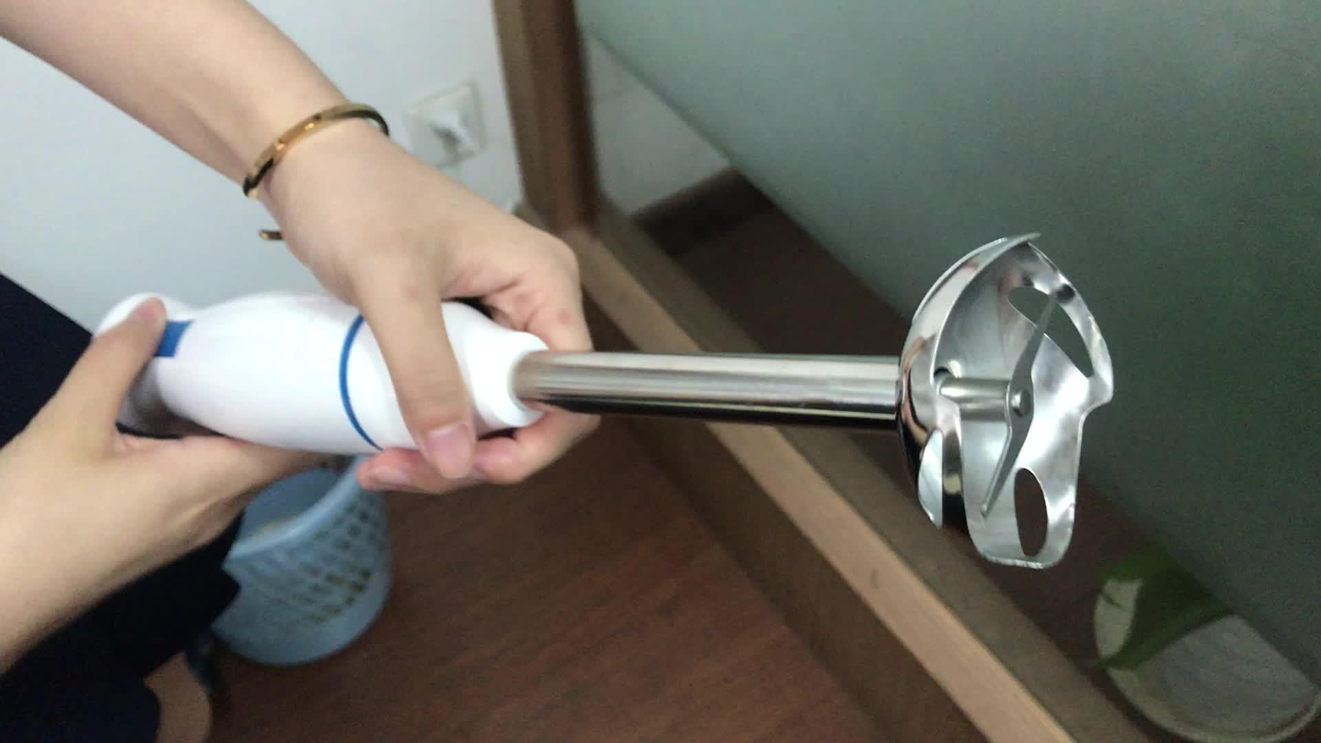 JEWIN 브랜드 홈 주방 가전 손 운영 믹서기