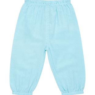 夏季宝宝纯棉灯笼裤长裤休闲裤子