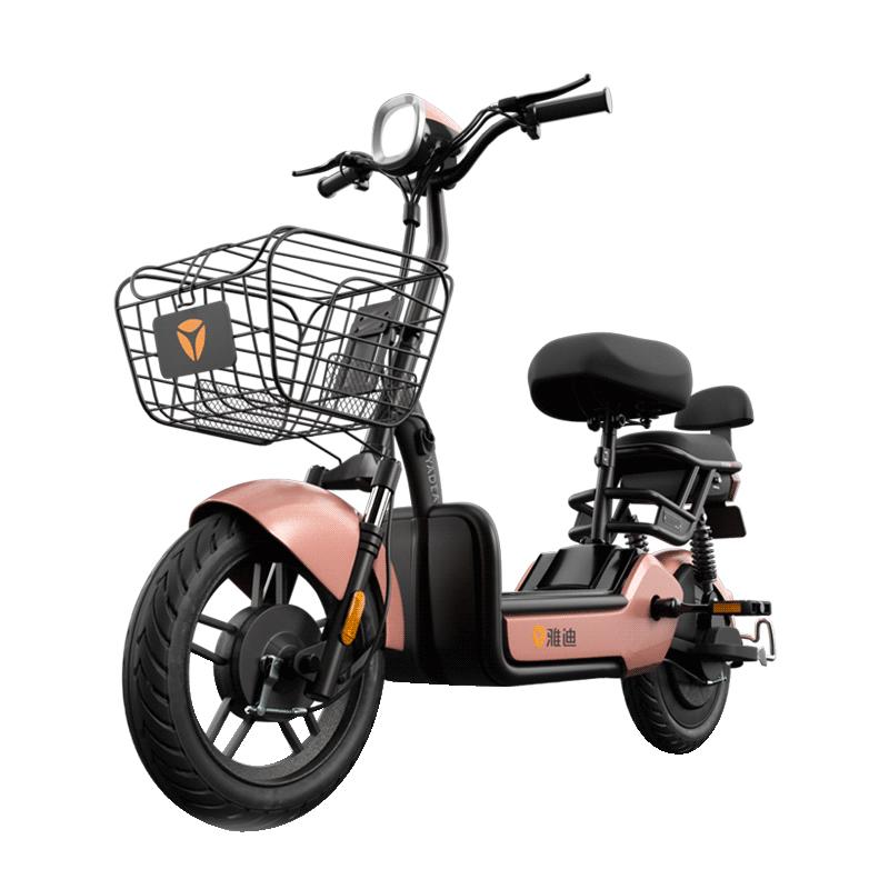 雅迪小金果锂电锂电池电动自行车