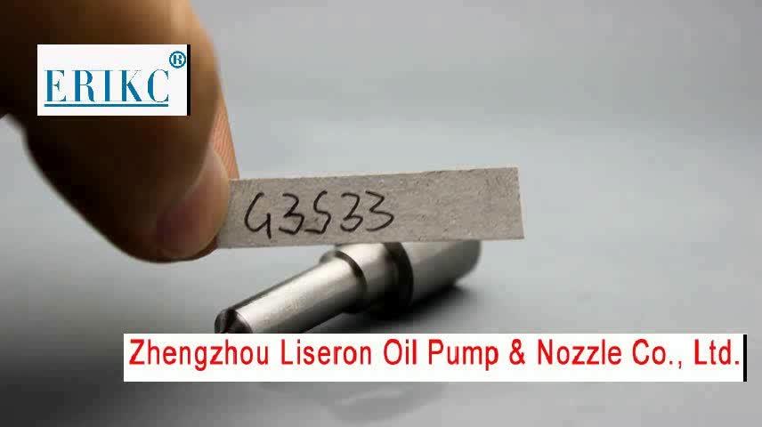 ERIKC G3S33 diesel injector nozzle 293400-0330 brandstof nozzle JLLA144G3S33 voor Denso 295050-0800 295050-0540