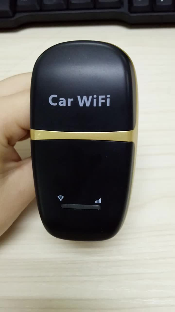 Car Wi Fi With Cigarette Mouth 4g Lte Usb Dongle Modem