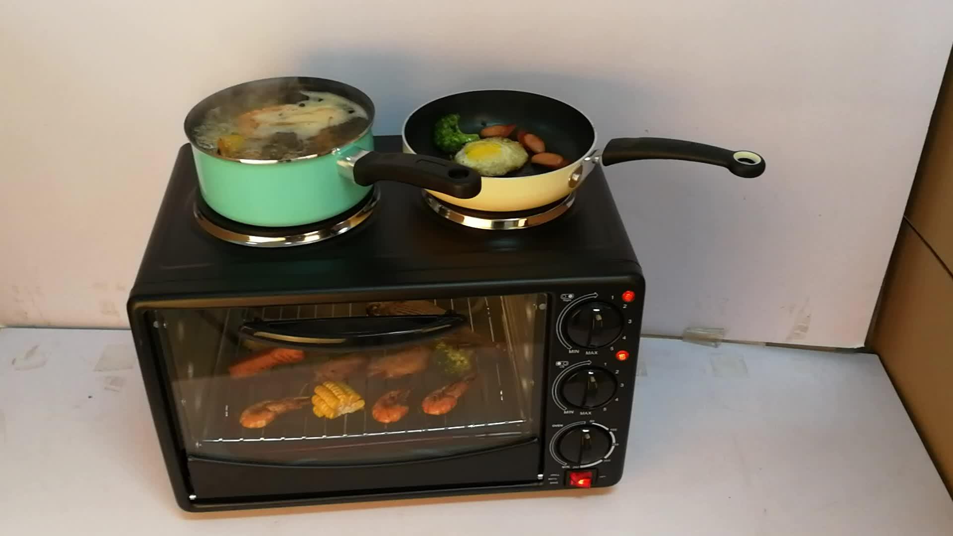 Elektrische Ofen Mit Kochplatte Elektroherd Kochplatte Kochplatte Elektroofen Elektrische Brenner